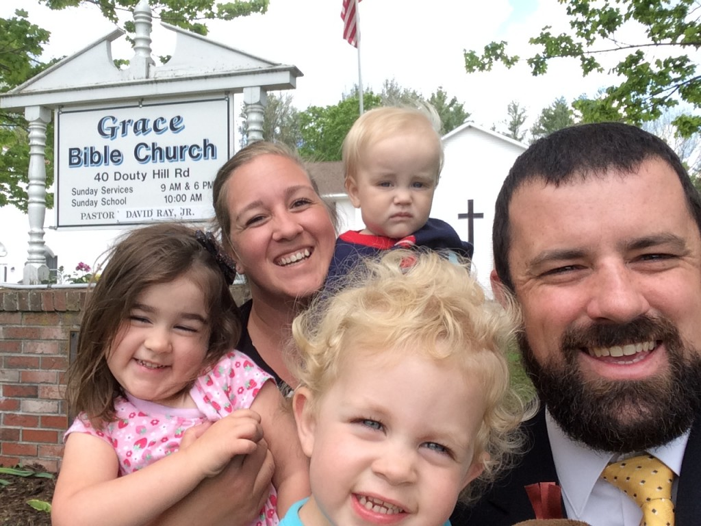 We had a great time shraing about Haiti with the people of Grace Bible Church in Sangerville, ME. We're grateful to have them on our team!